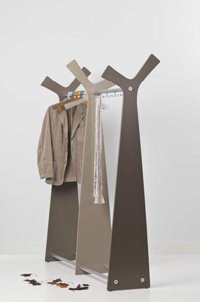 Cascando Design Garderobenständer Anbau-Element für Forest