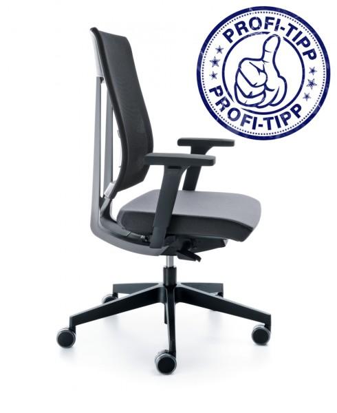 Bürodrehstuhl PROFIM XENON NET 101SFL P59PU