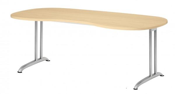 Tischsystem Ergonomic B-Serie 200x100 cm