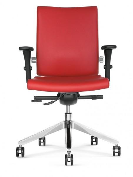 Belite 1313 Bürodrehstuhl mit 3D-Armlehnen und Soft-Armauflage Design bn OFFICE SOLUTION