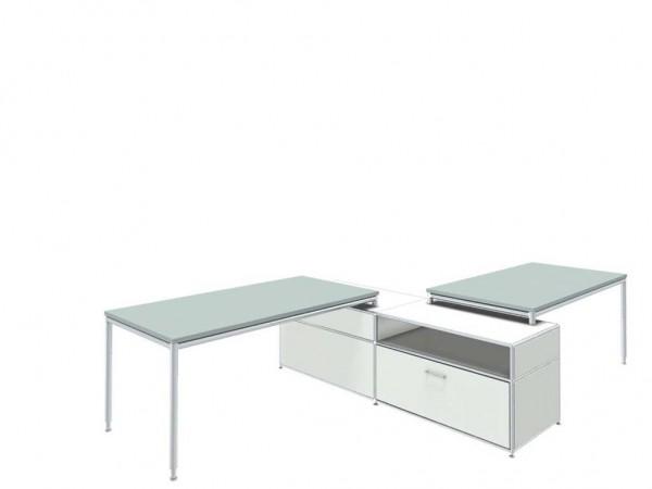 S- Desk Workstation Bosse Backoffice