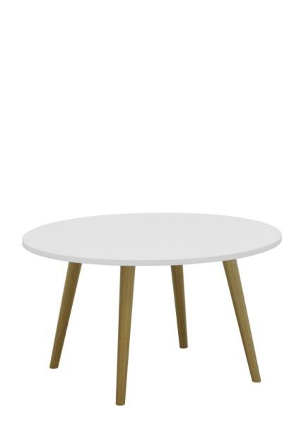 Rim Cava Konferenztisch mit runder Platte