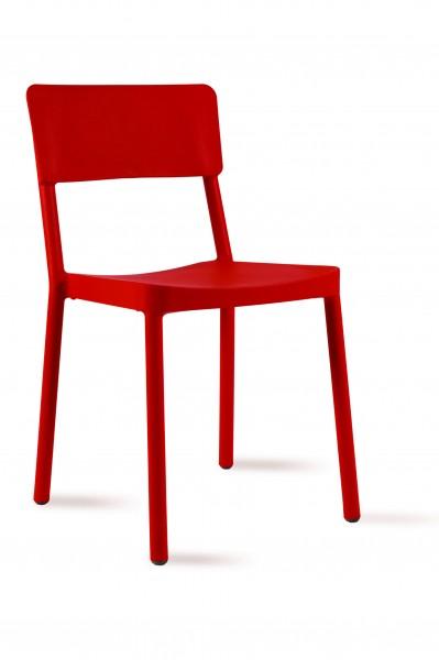 Stapelstuhl Lisboa Design Stuhl Vilagrasa