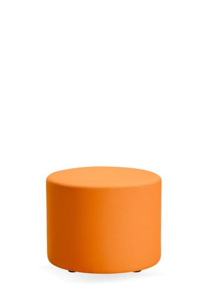 RIM Move Vollgepolsterter Sitzhocker runder Form