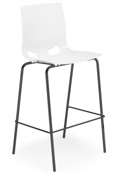 FONDO PP Hocker Kunststoffstuhl Design Barhocker Nowy Style