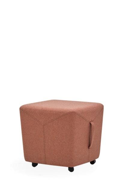 Rim Stones Sitzwürfel rollbar
