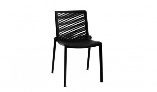 Stapelstuhl Netkat Design Stuhl Vilagrasa