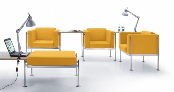 Profim Pradera Design 1er-Sitzbank