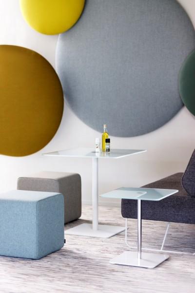 Cascando Design Beistelltisch Flow - Salontisch