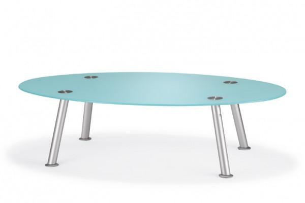 Trend office club-chair Design Beistelltisch