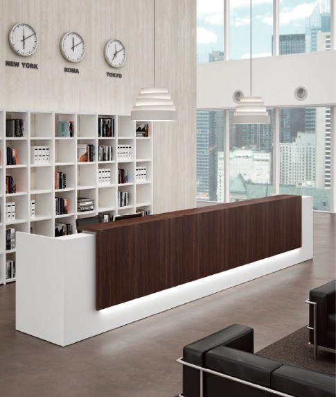 Officity Z2 Design Theke