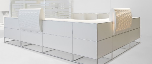 Bosse Design modul space Theke Counter