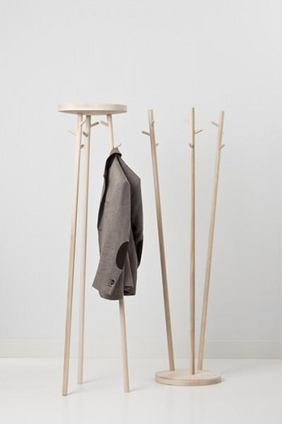 Cascando Design Garderobenständer Twist