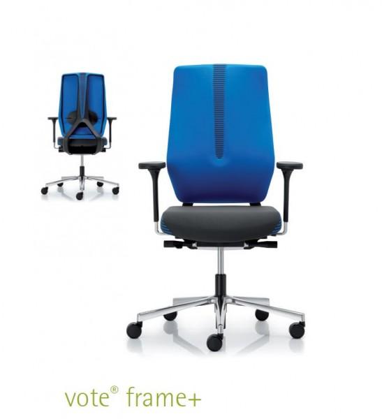 Vote Frame+ Bürodrehstuhl Design rohde & Grahl