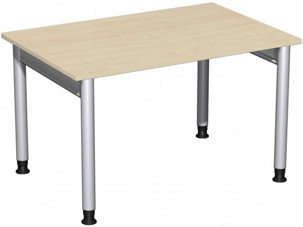 Schreibtisch Serie 4 Fuß Pro 120x80x68-82 cm Geramöbel