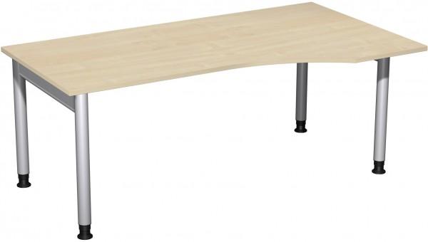 PC-Schreibtisch RE Serie 4 Fuß Pro 180x100x68-82 cm Geramöbel