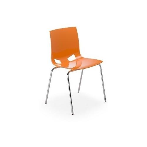 Besucherstuhl Nowy Styl FONDO Design 4-Bein-Stuhl