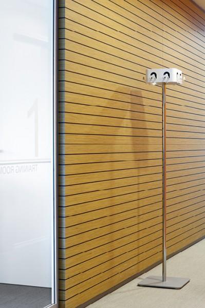 Cascando Design Garderobenständer Flow Square