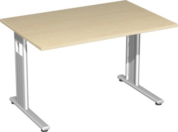 Schreibtisch Serie Flex (ehem. Lissabon) 120 x 80 x 72 cm Geramöbel