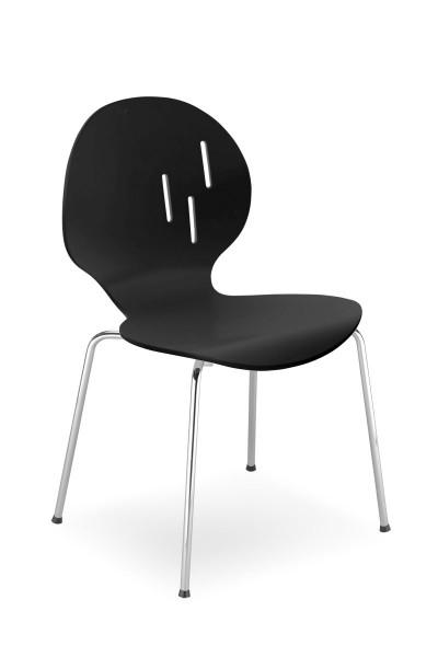 Annato 4-Bein-Stuhl