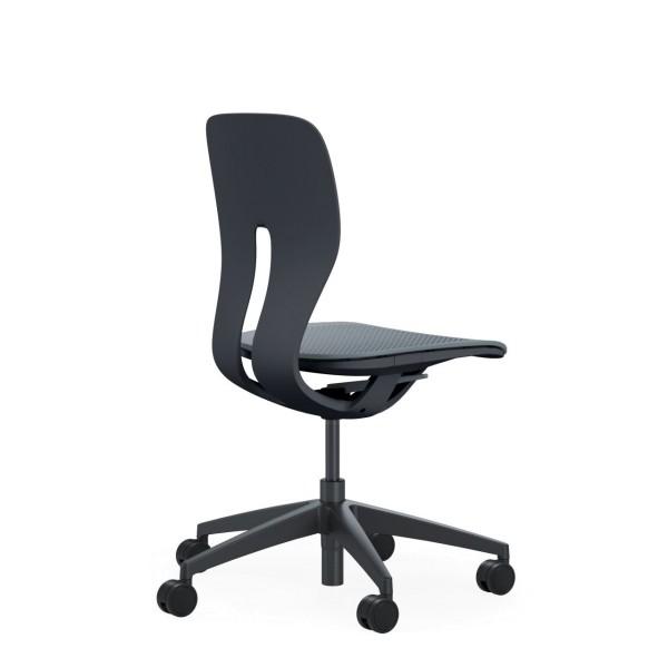 Klöber LIM (P500) Drehstuhl, Sitz mit Membran, Rücken Kunststoff