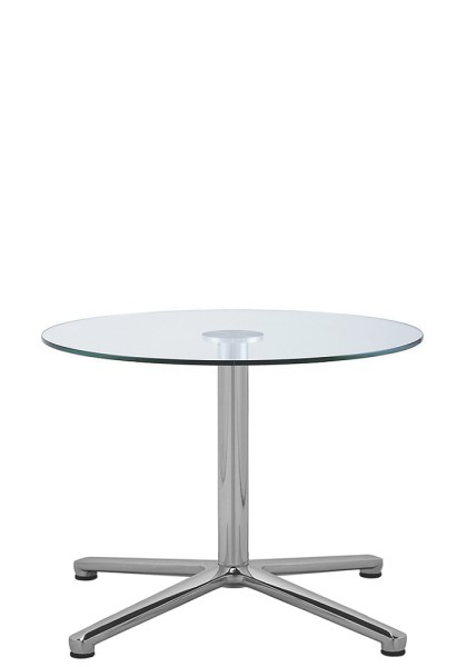 Rim Table Glastisch 460 mm Höhe