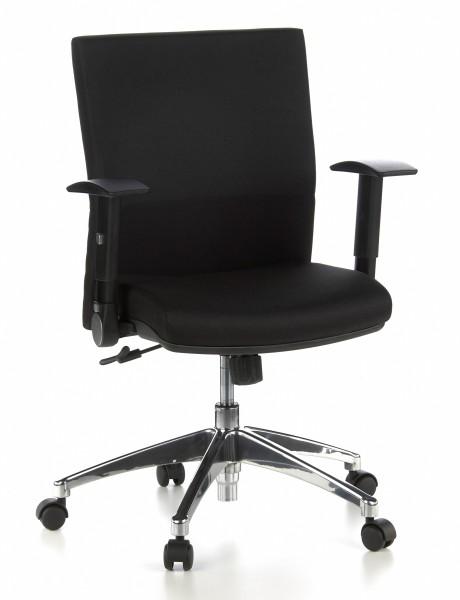 Bürostuhl SOFIA PRO schwarz/schwarz