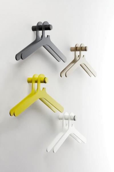 Cascando Design Kleiderbügel Pole