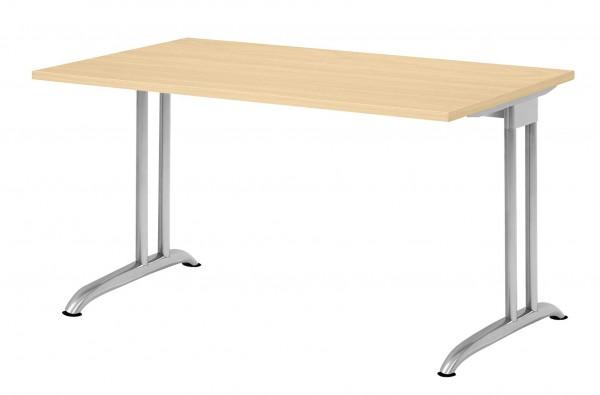 Tischsystem Ergonomic B-Serie 120x80 cm