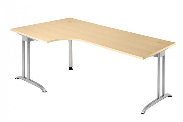 Tischsystem Ergonomic B-Serie 200x120 cm