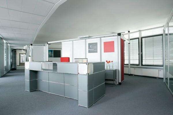 Bosse Design modul space Theke Cube