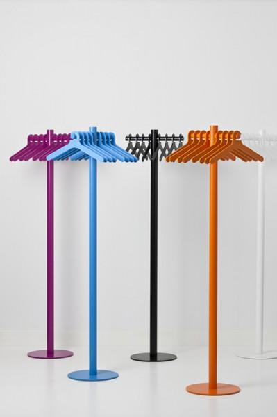 Cascando Design Garderobenständer Pole