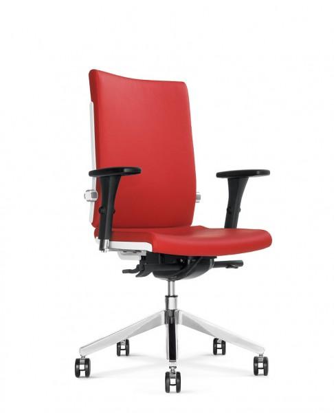 Belite 2313 Bürodrehstuhl mit hoher Rückenlehne u. 3D-Armlehnen Design bn OFFICE SOLUTION