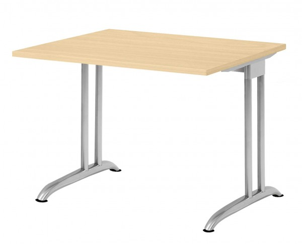 Tischsystem Ergonomic B-Serie 80x80 cm