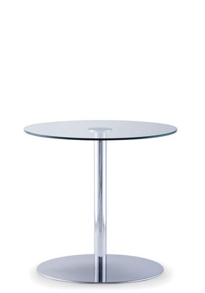 Rim Table Glastisch 725 mm Höhe