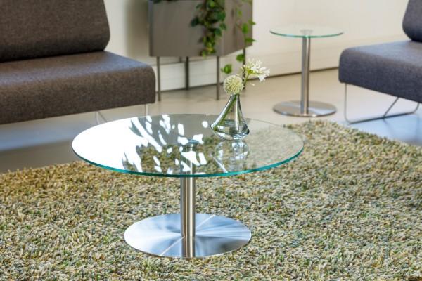 Cascando Design Beistelltisch Stainless - Couchtisch