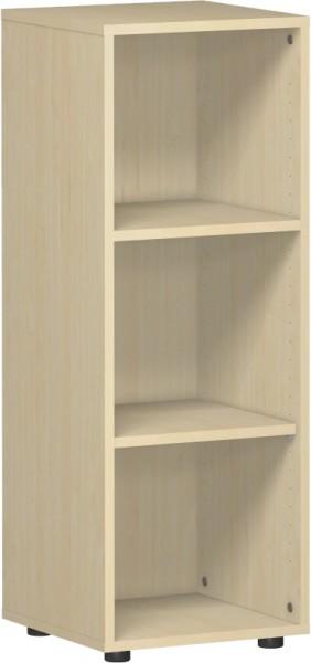 Regal Flex 3 Ordnerhöhen 40 x 40 x 110,4 cm mit Justierfüßen Geramöbel