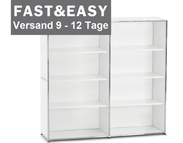 Bosse Fast & Easy Modul Space Regal/Schrank 4 OH (zum konfigurieren)