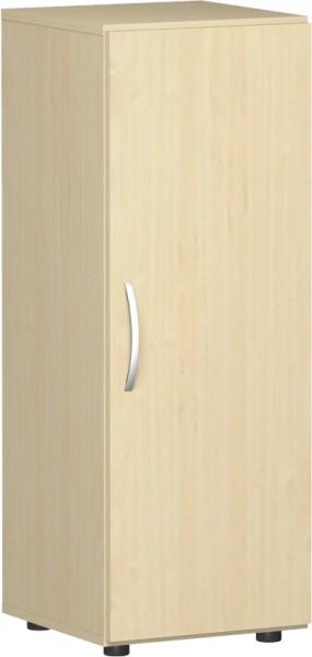 Flügeltürenschrank Flex 3 Ordnerhöhen 40 x 40 x 110,4 cm mit Justierfüßen u. Türdämpfer Geramöbel