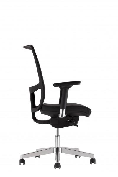 Z-Body Bürodrehstuhl mit Armlehnen Design Nowy Styl
