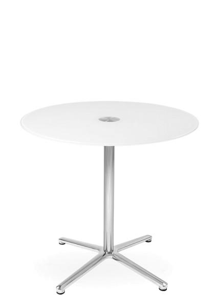 Rim Cava Konferenztisch mit Glasplatte