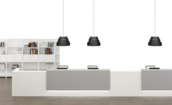 Officity Z2 Design Empfangstheke