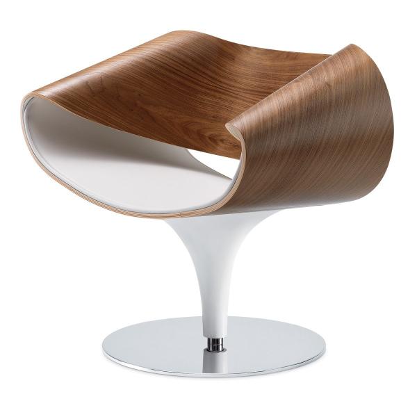 Perillo Sessel, komplett gepolstert in Holz Design Züco