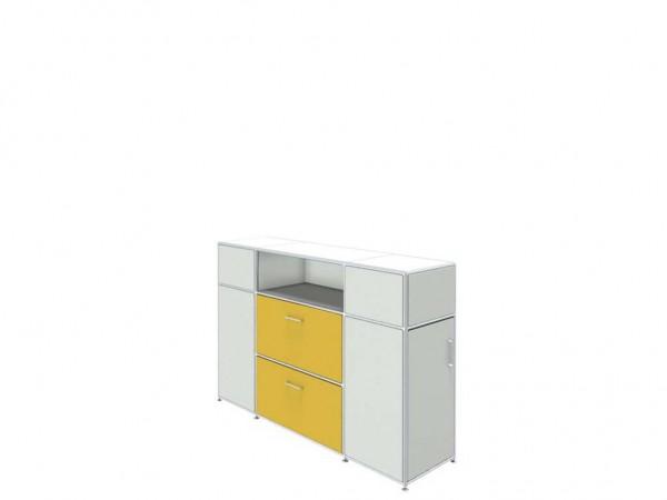 Raumteiler 2 OH + 25,2 cm Bosse Open Space