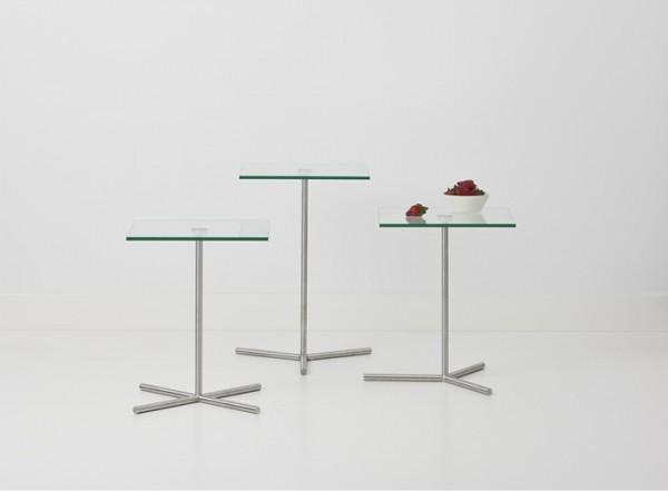Cascando Design Beistelltisch XL table - 50x40x40 cm (HxBxT)