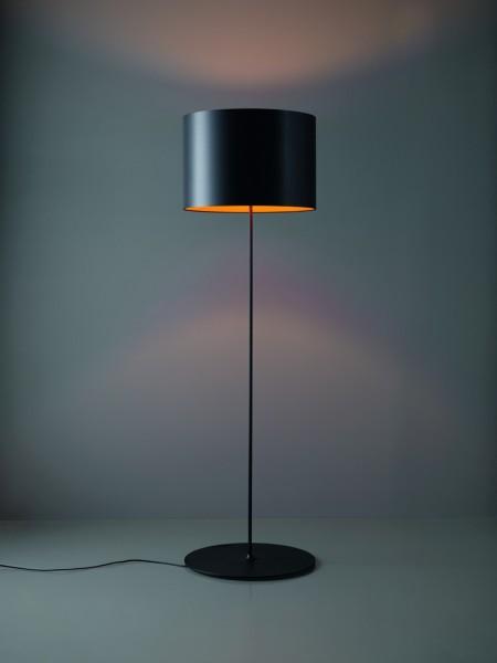 Stehleuchte Half moon Design Lampe von Karboxx