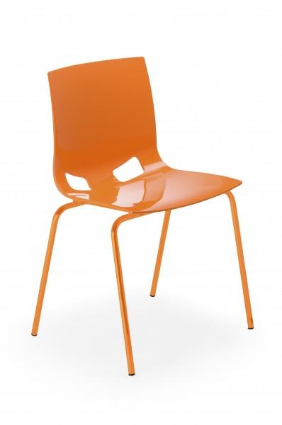 FONDO PP Kunststoffstuhl Design Besucherstuhl Nowy Style