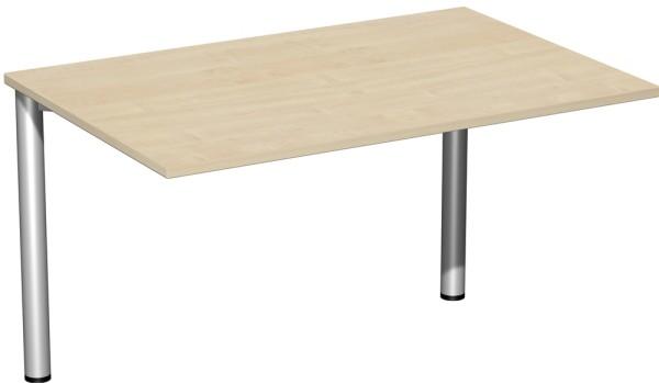 Schreibtisch 4 Fuß Flex 120x80x72 cm