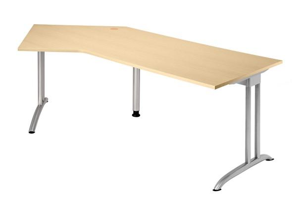 Tischsystem Ergonomic B-Serie 210x113 cm