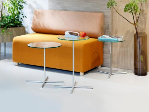 Cascando Design Beistelltisch XL table Rund